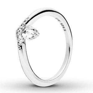 Pandora Sterling Silver Classic Wish Ring